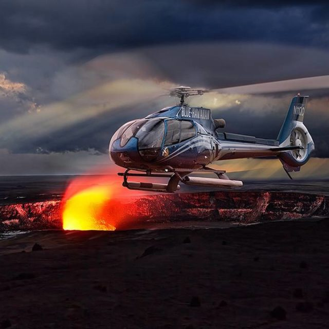 Hawaiian locals are not pleased with the noisy helicopter rideshellip