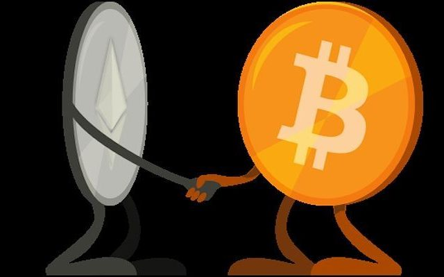 Investing in Cryptocurrency Bitcoin vs Ethereum httpowlysMXV30fRNLY cryptocurrency bitcoin btchellip
