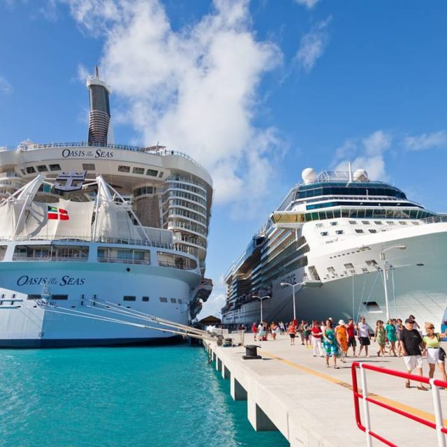 Cruise ships are rerouted to less explored islands due tohellip