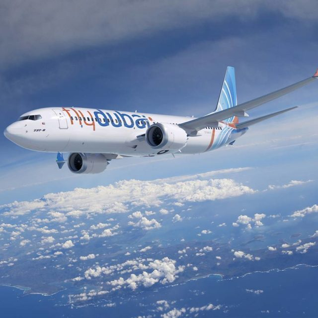 The new Boeing 737 allows flydubai to break the barriershellip