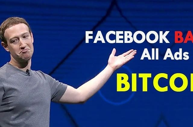 Facebook bans all Cryptocurrency Ads! httpowlyZNZu30i83y7 cryptocurrency facebook ban facebookadshellip