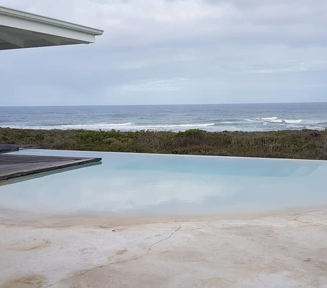 Pool with a view this morningsetlife