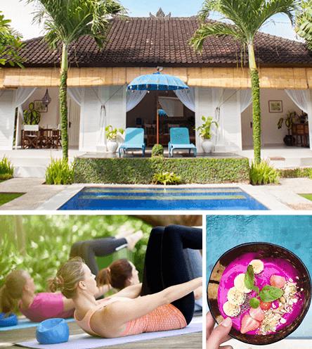 Fit Goddess Retreat, Bali