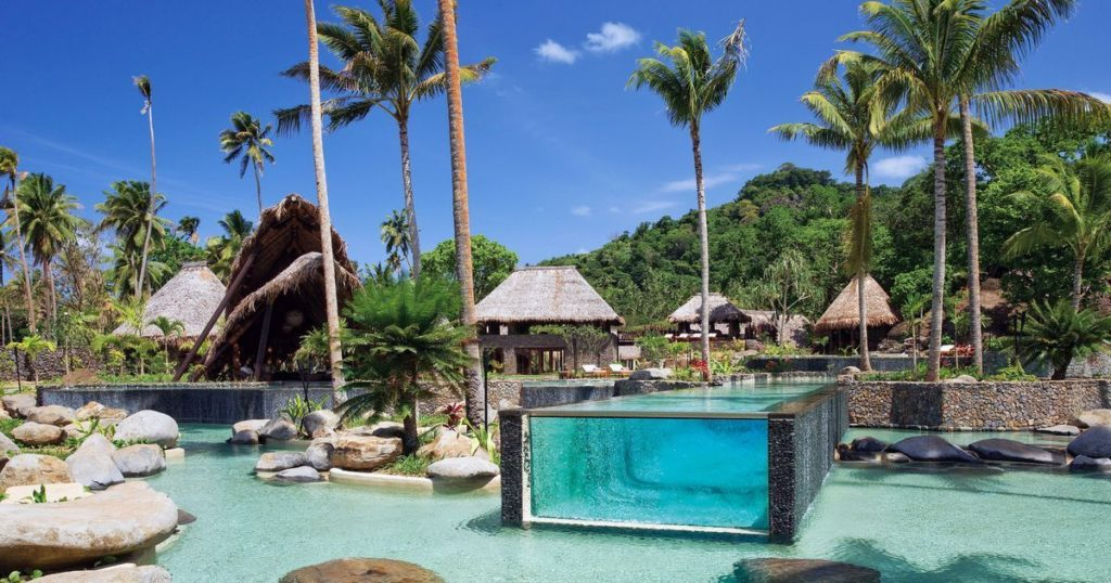 Laucala Resort Fiji