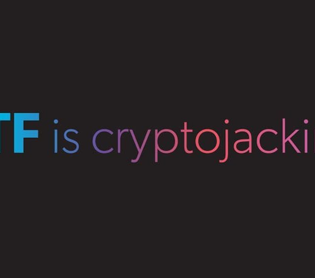 Cryptojacking  What you dont know! httpowlyykBk30iFpSw cryptojacking wtf