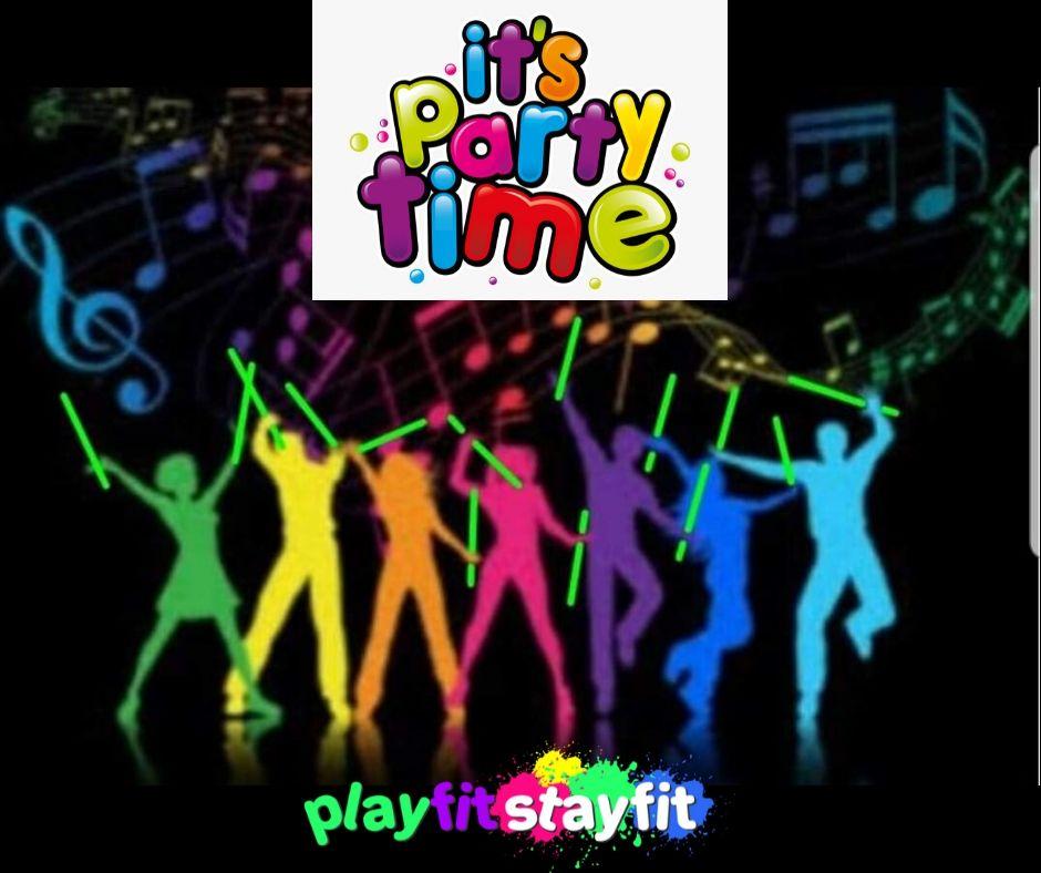 Virtual Kids Fitness Parties