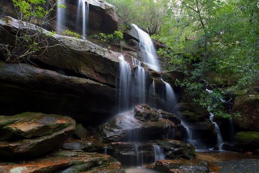 Uloola Falls Campground