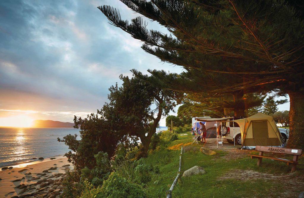 north-camping