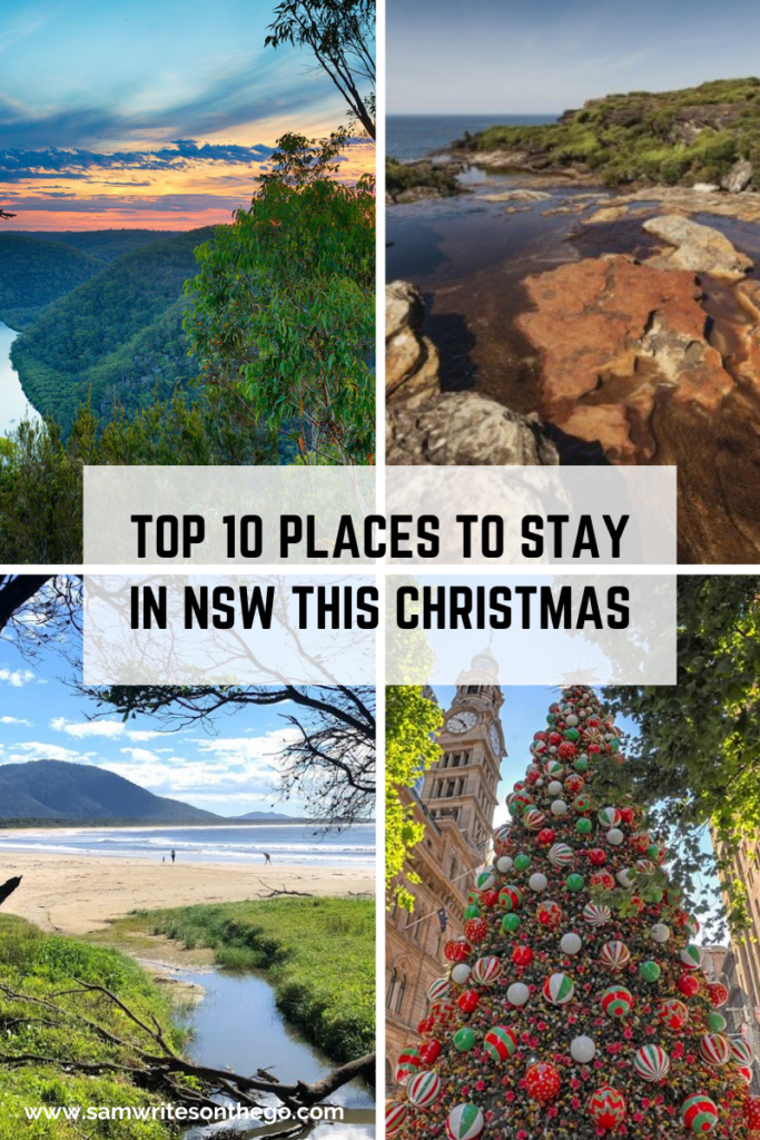Top 10 Places To Stay In NSW This Christmas